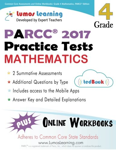 Common Core Assessments and Online Workbooks: Grade 4 Mathematics ...