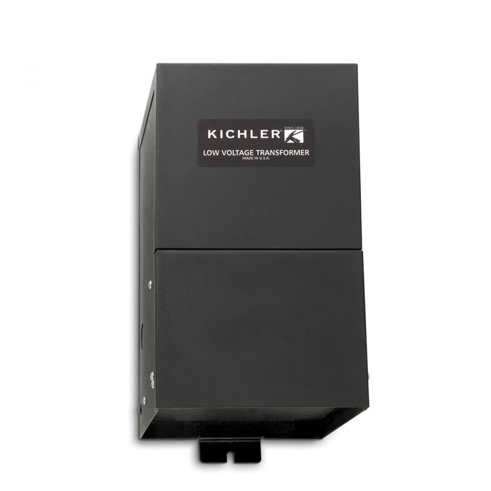Kichler Lighting 10219BK Magnetic Transformer, Black