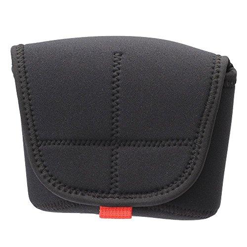 Matin Digital SLR Camera Body Comapct Neoprene Case Cover Pouch Bag Black Medium ()