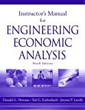 img - for Instructor s Manual for Engineering Economic Analysis: Ninth Edition book / textbook / text book