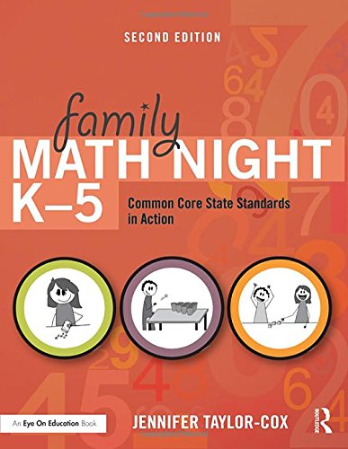 Family Math Night K-5: Common Core State Standards in Action