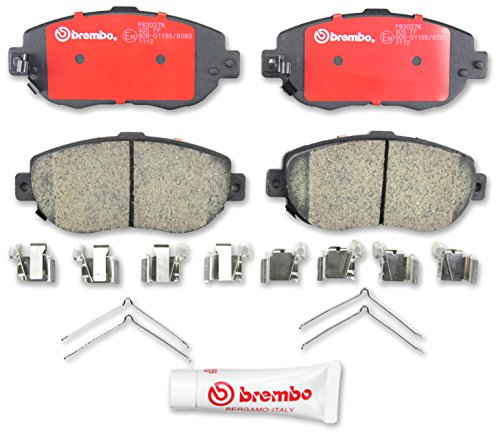 (Brembo P83037N Front Disc Brake Pad)