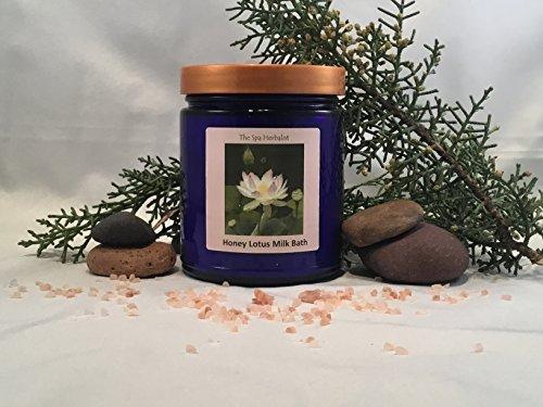 Honey Lotus Milk Bath 9oz