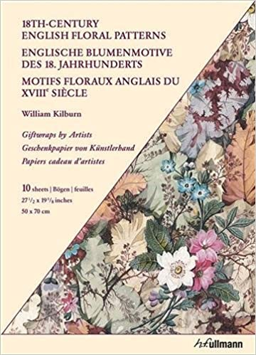GIFTWRAP PAPER - ENGLISH FLORALS (Giftwraps by Artists) (2012-02-27)