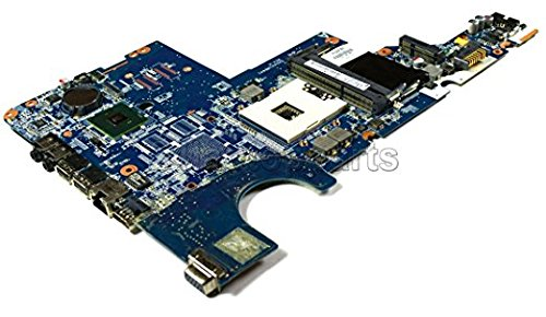 HP 595184-001 System board (motherboard) - Uniform Memory Access (UMA) with Intel HM55 chipset
