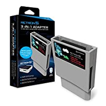 Hyperkin RetroN 5 3-in-1 Adapter for Game Gear, Master System, and Master System Card, Sega Gear