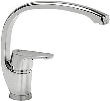 Top Villeroy & Boch Arion Chrom Hochdruck Armatur Spültisch Wasserhahn  RF93