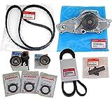 #4: GENUINE HONDA/ACURA OEM Timing Belt Set Kit (AS IN PICTURE)