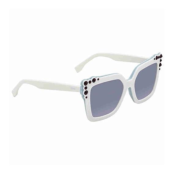 78c80334ea Image Unavailable. Image not available for. Colour  Fendi Women s Ff 0260 S  9O Sunglasses ...