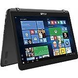 Asus 2-in-1 15.6″ Touch-Screen FHD Laptop, Intel Core i7-7500U, 12GB DDR4 RAM, NVIDIA GeForce 2GB, 2TB HDD, Bluetooth, HDMI, Backlit keyboard, HD Webcam, Win10- Sandblasted black aluminum 940MX
