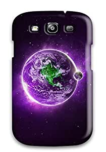 Snap-on Case Designed For Galaxy S3- Hd Desktop S