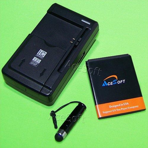 Amazon com: New High Capacity 2170mAh Rechargeable Li_ion Battery