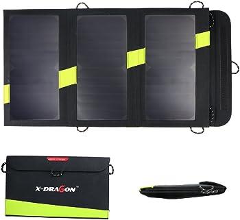 X-DRAGON 20W Solar Panel Charger