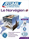 Le Norvégien : livre + 4 CD audio + CD mp3
