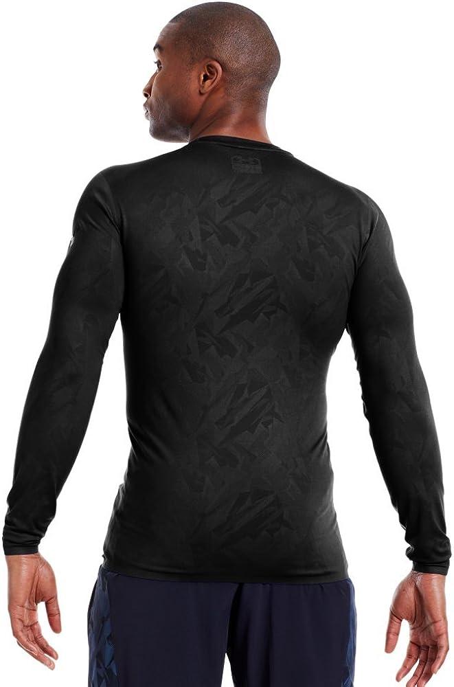Under Armour Mens UA Training ShadowCamo athletic-tshirts XXL Black