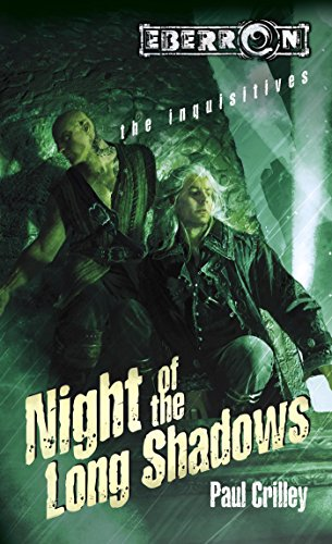 book cover of Night of Long Shadows