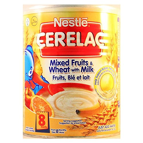 Cerelac - mixed fruits & wheat with milk 400g (8 months)