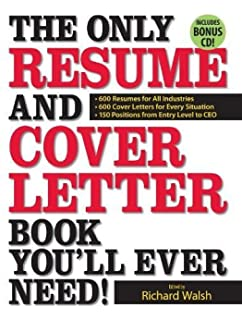 book cover letters