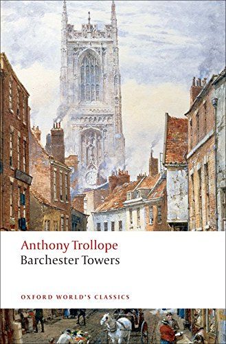 Download Barchester Towers (Oxford World's Classics) pdf