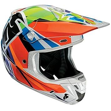 Thor MX Casco Borde Tracer – Multi, multicolor, S (55-56 cm