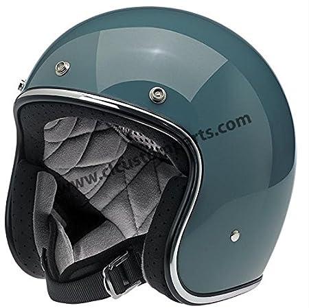 Casco Jet Biltwell Bonanza Helmet Gloss Agave Lucido Taglia M BILTWELL INC 899607/M