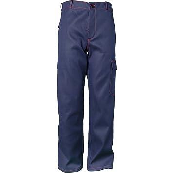 Planam 1753042 soldador/calor pantalón 500 G/m² talla 42 MARINO: Amazon.es: Bricolaje y herramientas