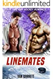 Linemates (First Time Gay Hockey Romance)