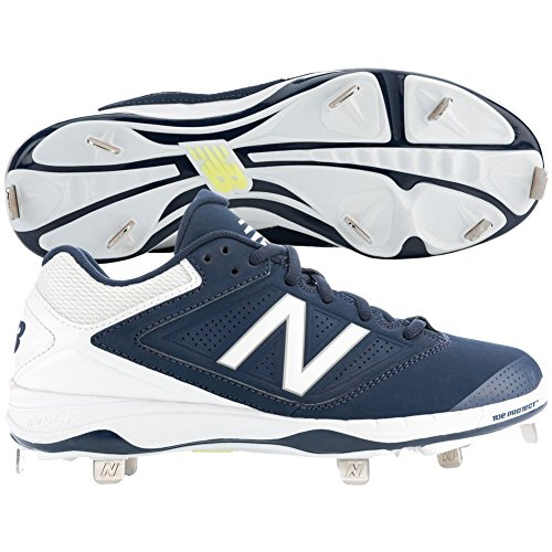 New Balance Women's SM4040N1, Navy/White, 7 B US by New Balance