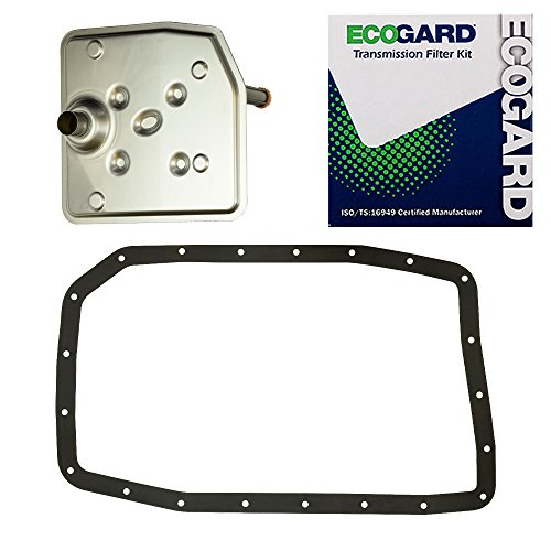 Price comparison product image ECOGARD XT1317 Transmission Filter Kit for 2008-2009 Ford Explorer Sport Trac,  2014 E-450 Super Duty,  2014 E-350 Super Duty,  2008-2013 Expedition,  2008-2010 F-150