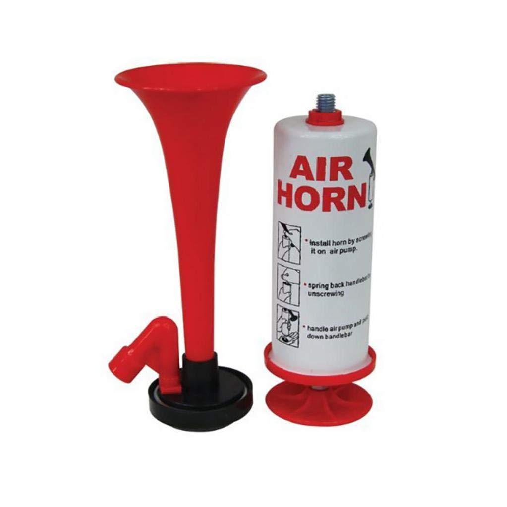 Hand Held Loud Air Horn Pump Bell Super Loud Alarm Bell Ring Ultra Loud Retro Air Horn Alarm Bell Convenient Trumpet Air Horn Fire Alarm Air Horn 1 Set