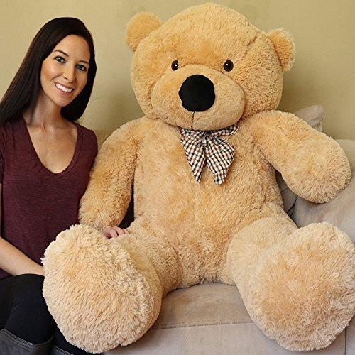Jumbo Plush Teddy Bear - 8