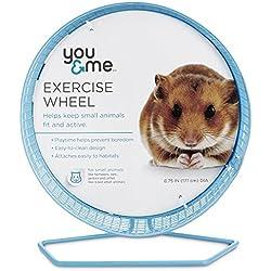 """You&Me Hamster Wheel, 6.75"""""""