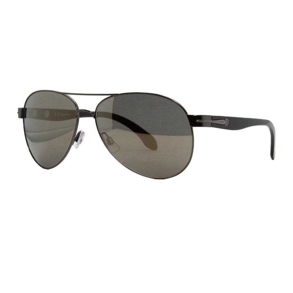 Calvin Klein Gafas de Sol CK-1155S-028 Gris: Amazon.es: Ropa ...