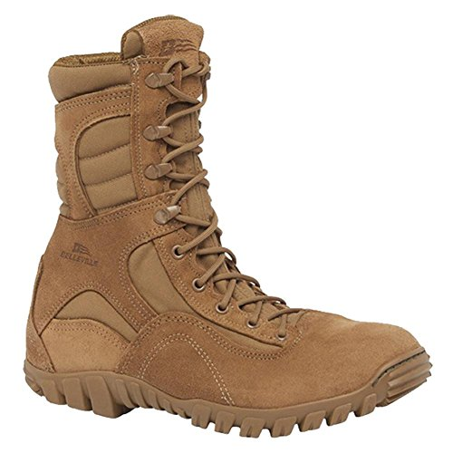 Belleville SABRE 533 Hot Weather Boot - COYOTE - 9 Wide