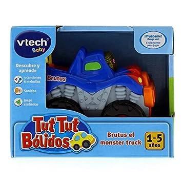 VTech Tut Tut Bólido Brutus el Monster Truck