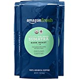Amazonfresh Organic Sumatra Ground Coffee Advantages