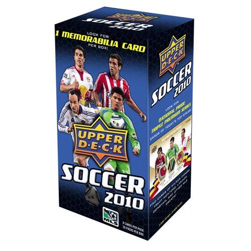 2010 Upper Deck Player - FIFA 2010 Upper Deck Soccer - Blaster