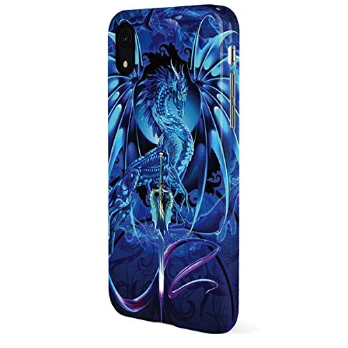 Amazon.com: Fantasy & Dragons iPhone XR Case - Tate and Co ...