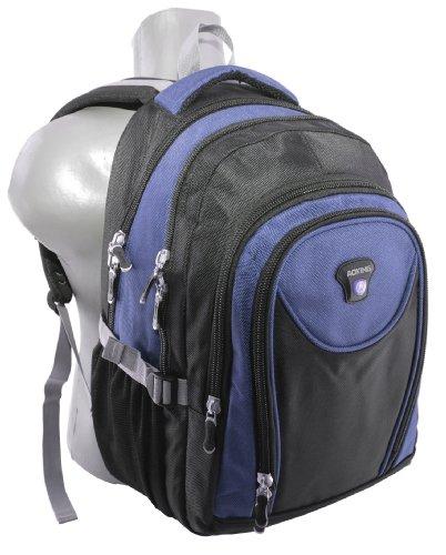 Schulrucksack, Rucksack, Sporttasche, Freizeitrucksack, City Rucksack (Türkis) Blau