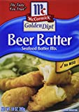Golden Dipt Beer Batter Mix, 10-Ounce Boxes (Pack of 12)