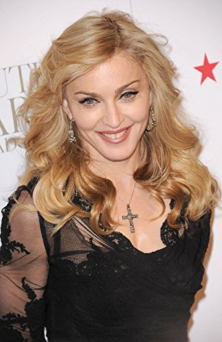 Madonna At In-Store Appearance For Truth Or Dare By Madonna Eau De Parfum Launch, Macy'S Herald Square, New York, Ny April 12, 2012. Photo By: Kristin Callahan/Everett Collection Photo Print - Macy's Everett