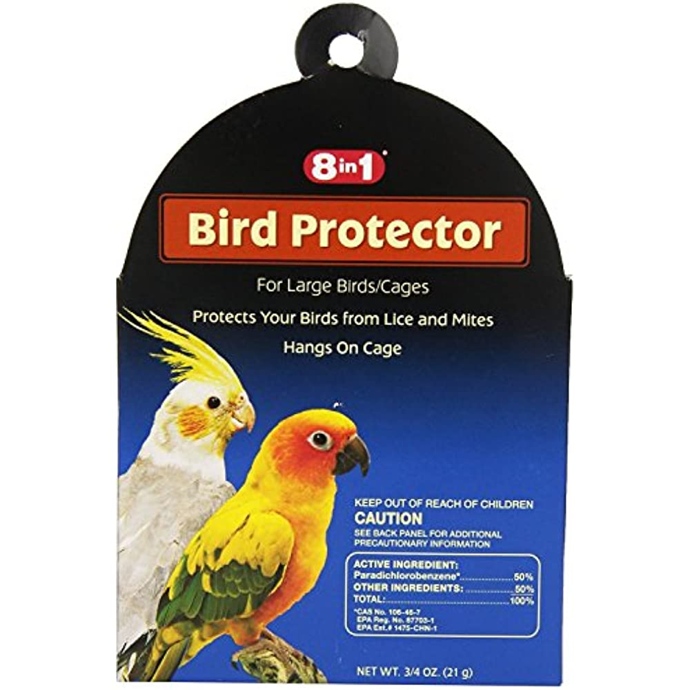 Large 3 Pack 8 In 1 Bird Protector