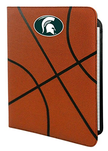 GameWear 1 Pc, Michigan State Spartans Classic Basketball Portfolio - 8.5 In x 11 In ()