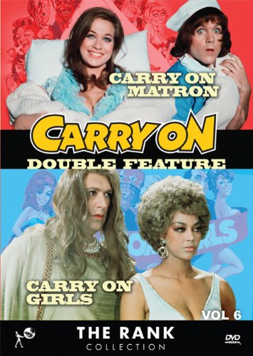 Carry on Matron / Carry on Girls (DVD)