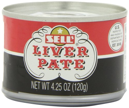 (Sell's Liver Pate, 4.25 Ounce (Pack of)