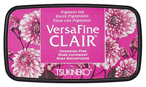 Imagine Charming Pink Versafine Clair Ink Pad