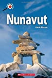 Front cover for the book Canada Close Up: Nunavut by Carrie Gleason