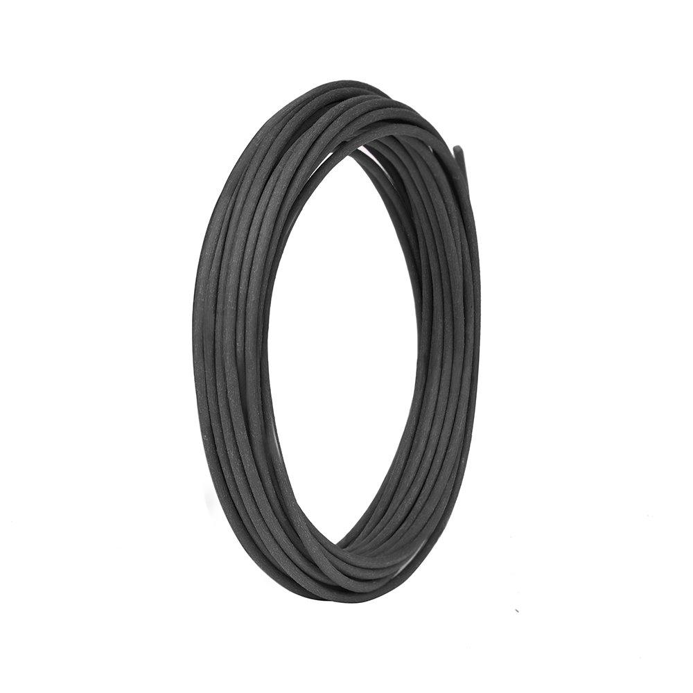 Black 500CM Low Temperature Recycling 3D Pen Filament in 29 Colours Vigorea 3D Printing Filament 1.75mm for 3D Pen