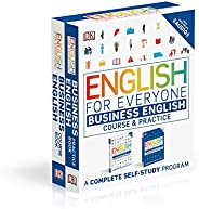English for Everyone Slipcase: Business English Box Set: Course and Practice Books a Complete Self-Study Progr