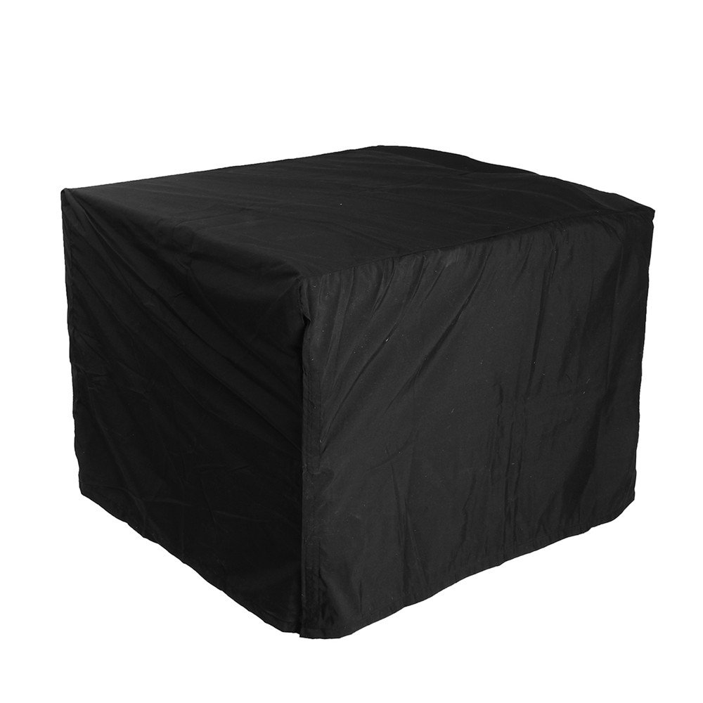 YPINGLI Black Polyester Waterproof Dustproof Generator Cover All Weather Protector Large Cover Tool Accessories
